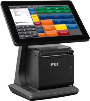 Touch-Kassensystem FEC KC-ST-1120W